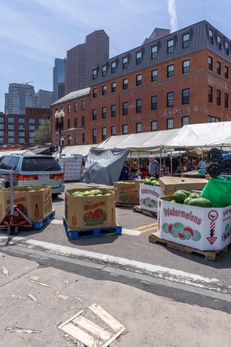 Greenway Boston - Haymarket