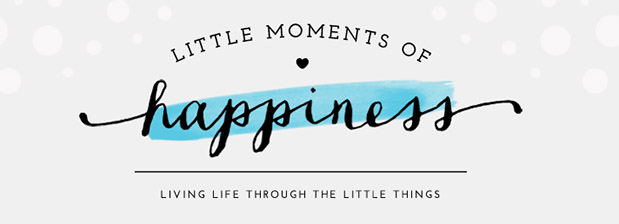 little moments of happiness