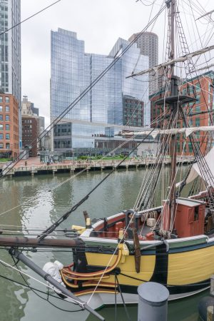 Boston Tea Party Museums and Ships-4