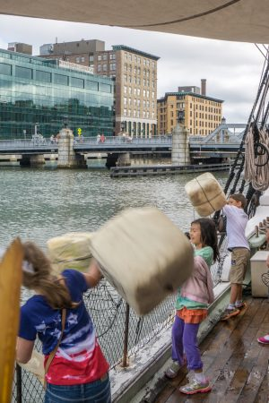 Boston Tea Party Museums and Ships-8