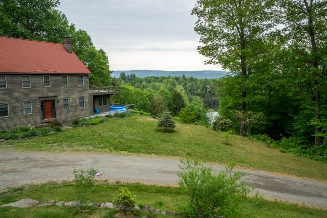 Camping Vermont - Maison