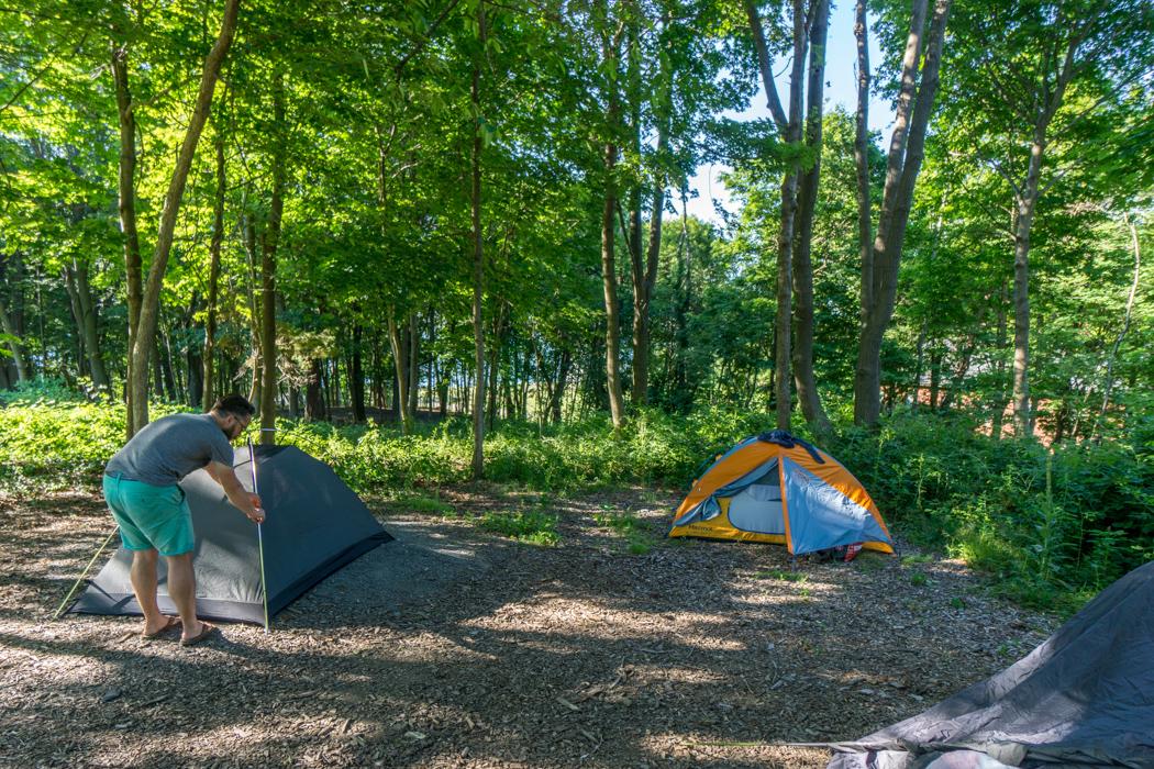 Camping peddocks island boston-14
