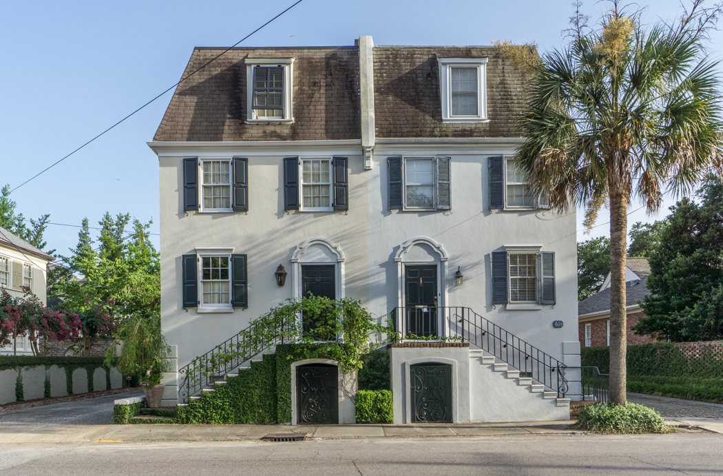 Charleston Caroline du Sud le centre historique-11