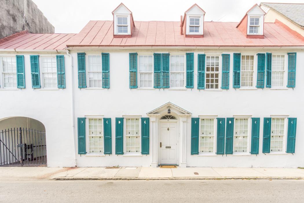 Charleston Caroline du Sud le centre historique-20