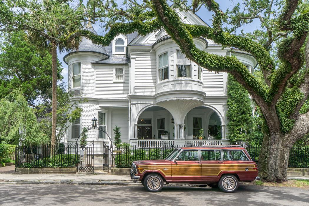 Charleston Caroline du Sud le centre historique-3