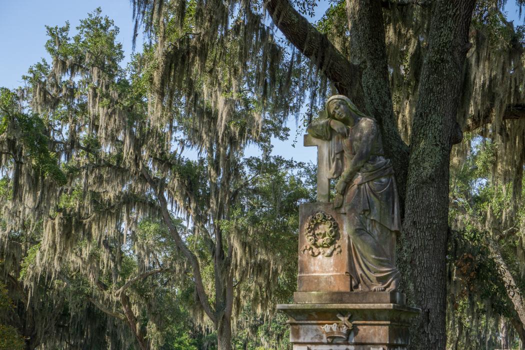Cimetiere Bonaventure Savannah Georgie-1