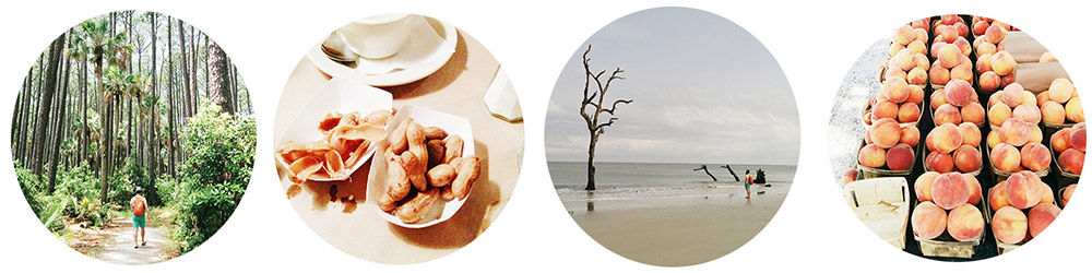 instagram voyage charleston et savannah