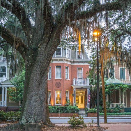 Savannah Georgie - notre airbnb