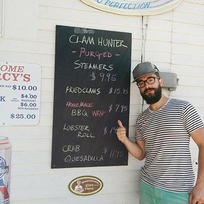 Le prix du homard