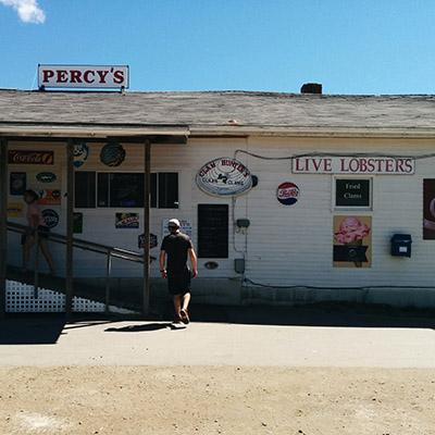 Percy's Homard