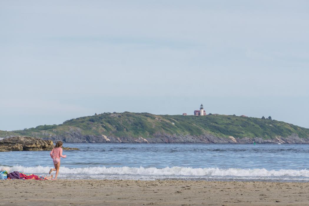 Popham Beach - Maine Nouvelle Angleterre-8