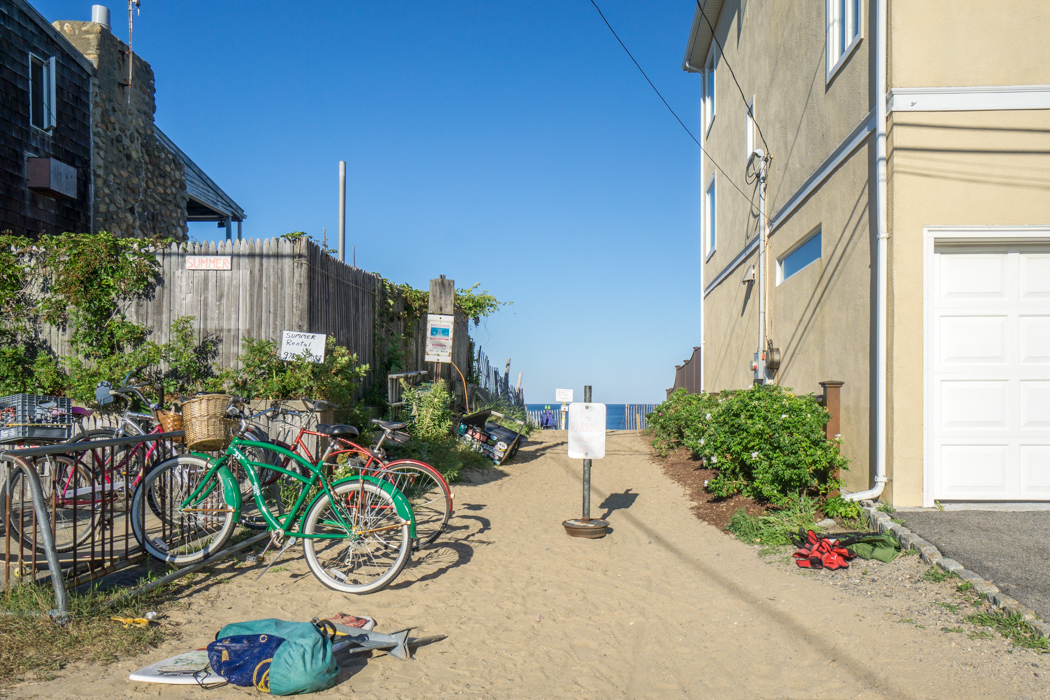 Plum Island vélos