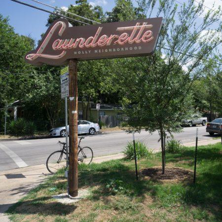 Austin Texas - Launderette