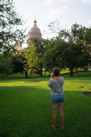 Austin Texas - le capitole