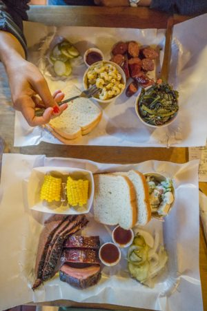 Austin Texas Ruby's BBQ