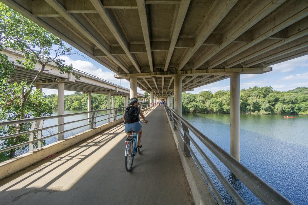 Austin texas-6 en vélo