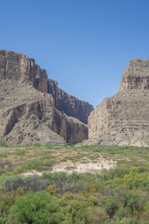 Big Bend texas - canyon