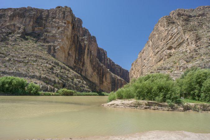 Big Bend Texas - Santa Elena Canyon