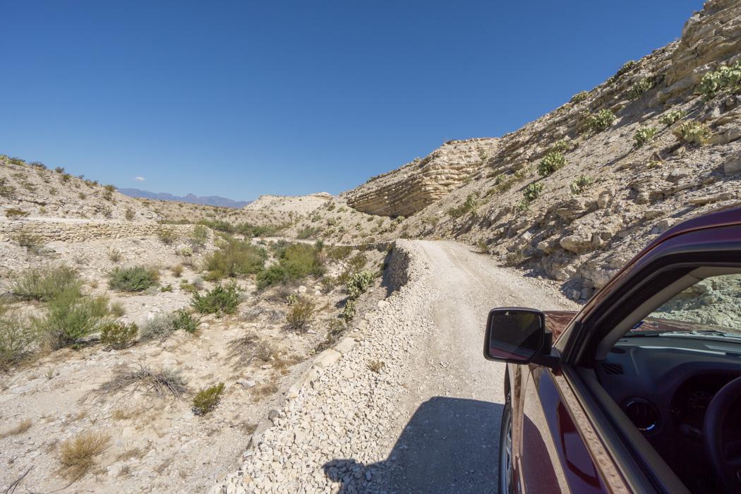 Big Bend Texas - trail