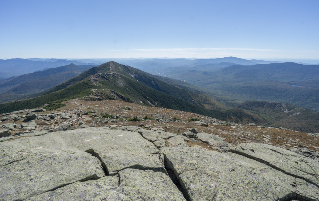 White mountains Mount Lafayette-15