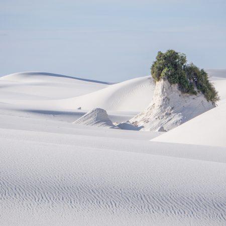 White sands dunes nouveau mexique-2