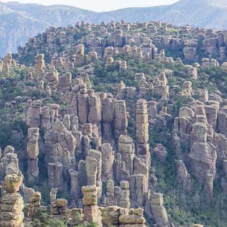 Chiricahua National Monument Arizona