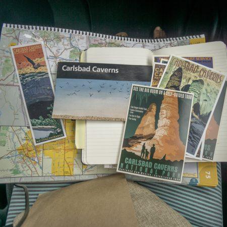 CARLSBAD caverns nouveau mexique-15