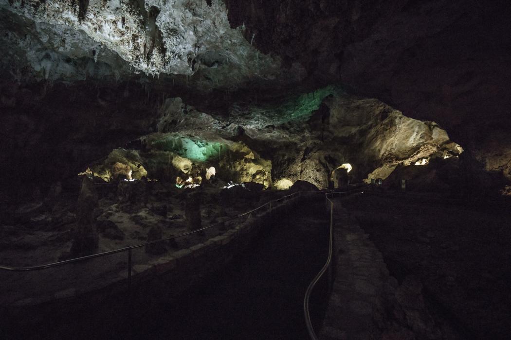 CARLSBAD caverns nouveau mexique-6