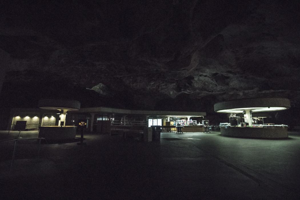 CARLSBAD caverns nouveau mexique-7