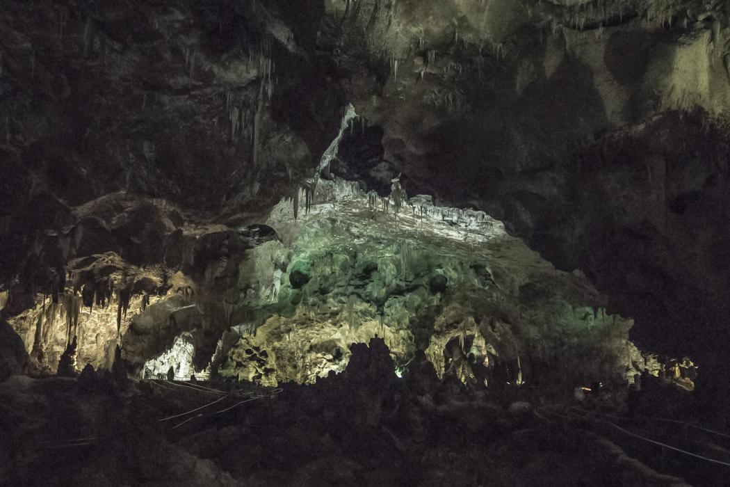 CARLSBAD caverns nouveau mexique-9