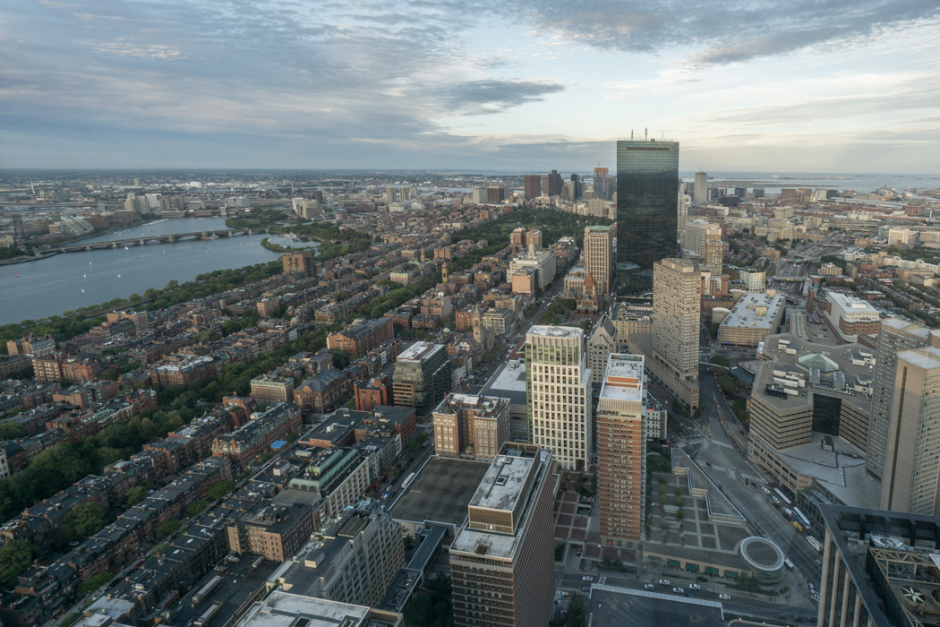 Skywalk Observatory Prudential Tower Boston-1