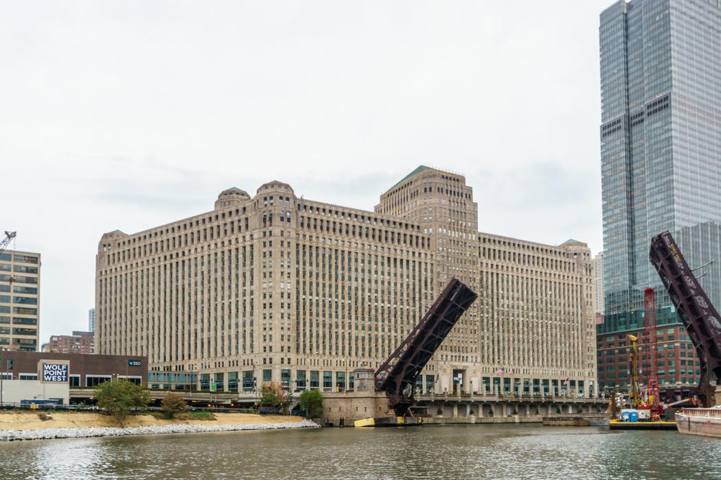 Visiter Chicago - Pont