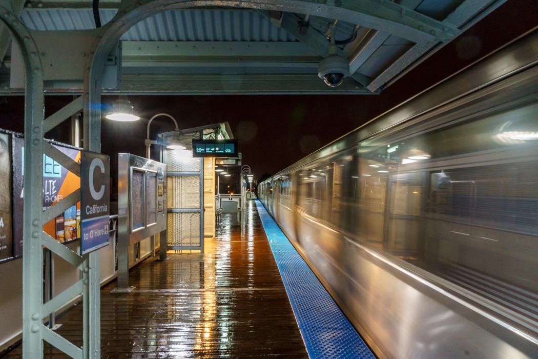 Visiter Chicago - metro aerien