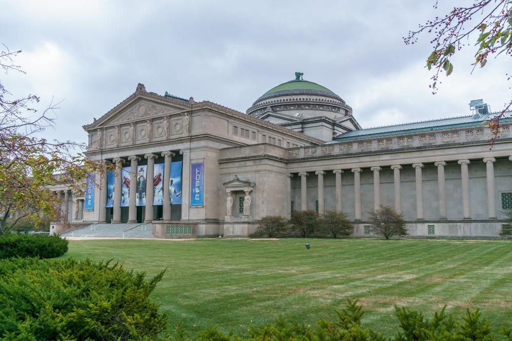 Visiter Chicago - musee des sciences et des techniques
