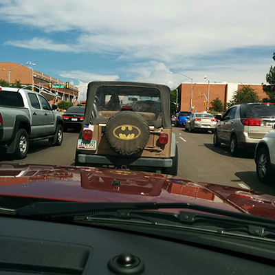 bat mobile Tucson