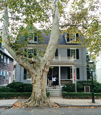 kennedy house brookline