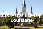 La Nouvelle Orléans et la Louisiane