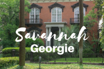 Visiter Savannah en Georgie