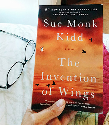 sue monk kidd invention des ailes