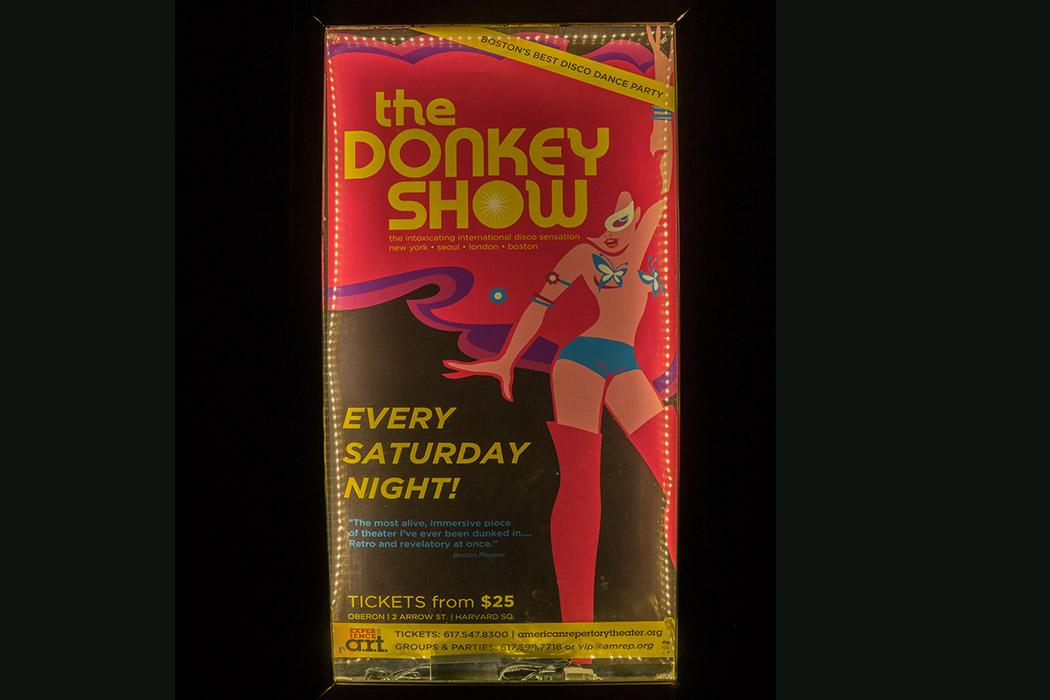 donkey show oberon