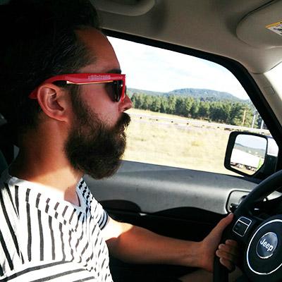 Manu road trip