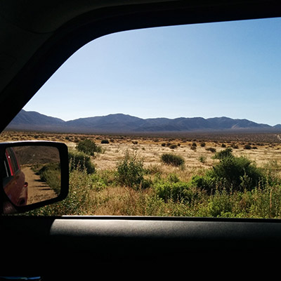 Par la fenetre road trip