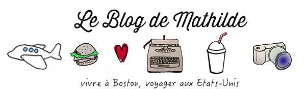 Le blog USA de Mathilde - Dans ce blog consacré aux USA, je vous raconte comment voyager en road trip aux USA, vivre à Boston en Nouvelle Angleterre, et s'expatrier aux Etats-Unis