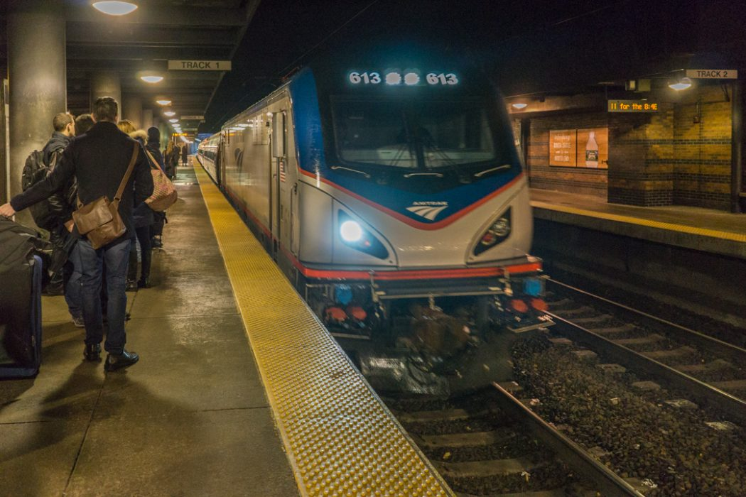 Boston to new york train prices