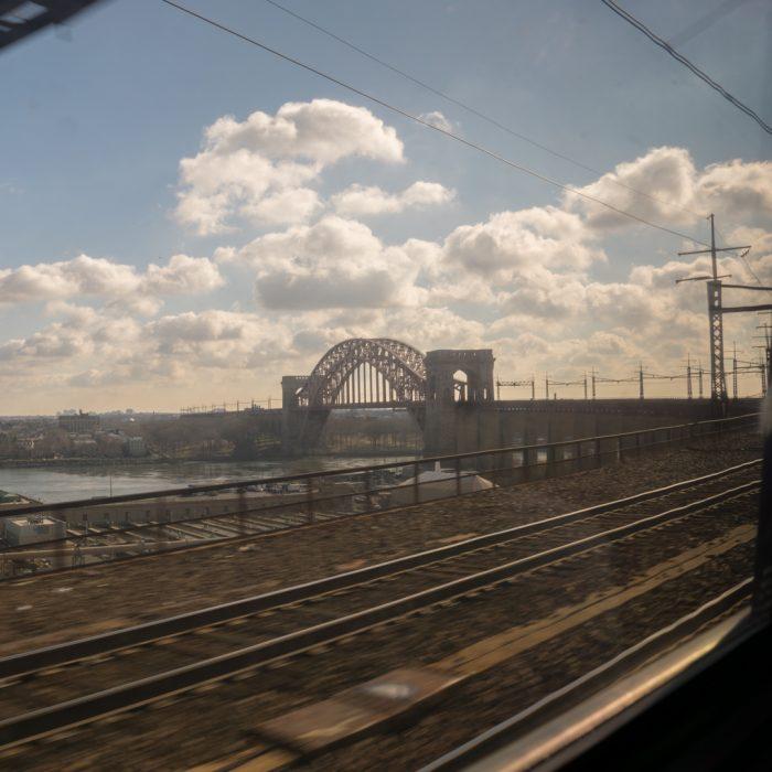 Boston New York en train-8