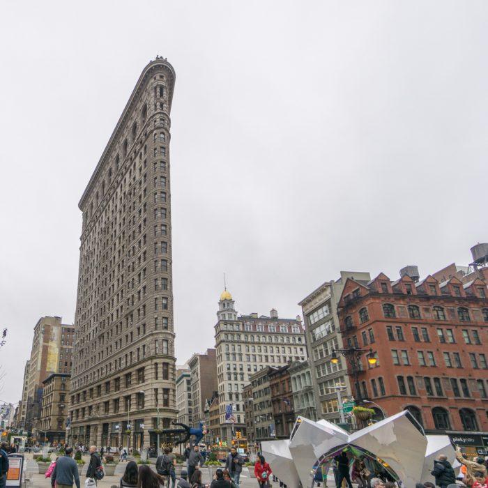New York comme des touristes jour 1-10