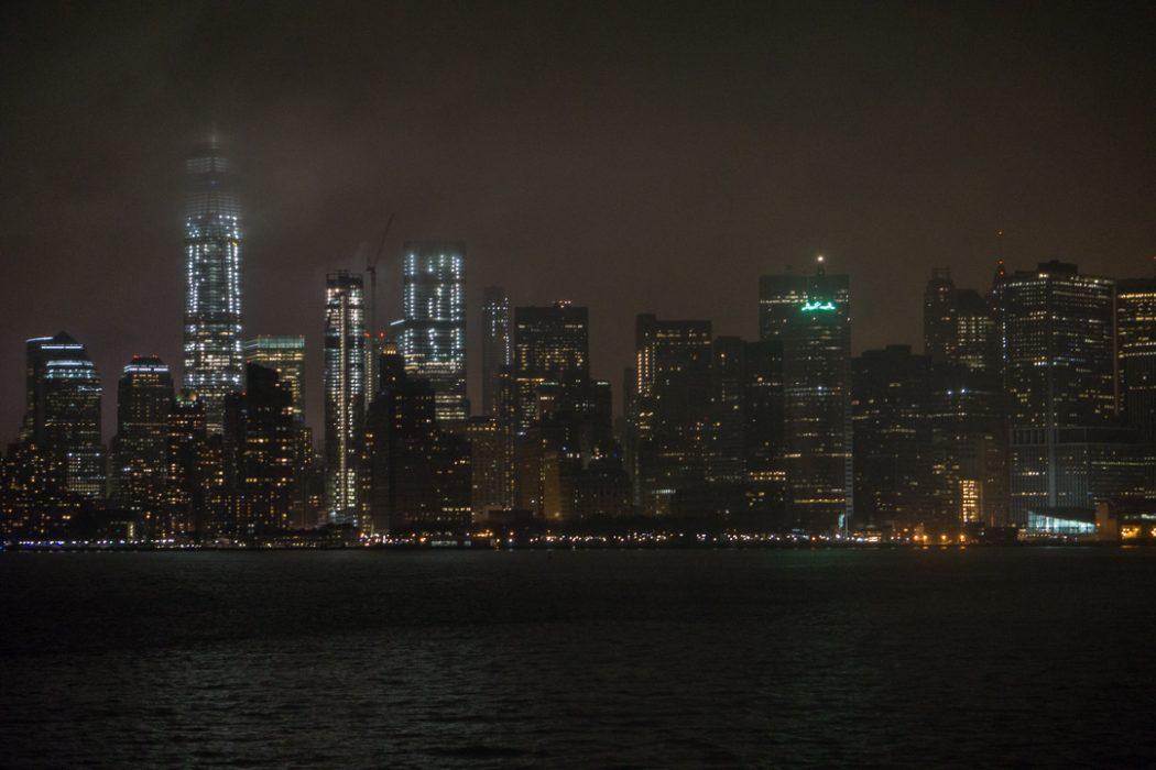 Vue sur Manhattan - New York comme des touristes jour 1-17