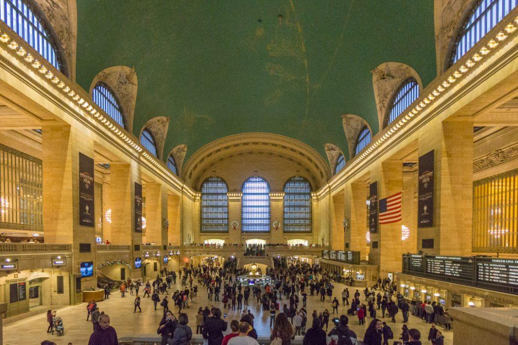 New York comme des touristes jour 1-9