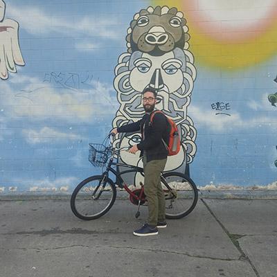Manu venice street art