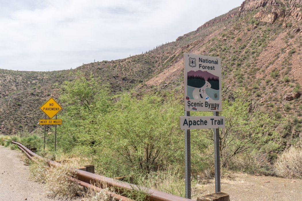 Apache Trail Arizona-7